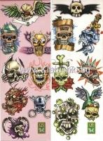 Татуировки к-т №2